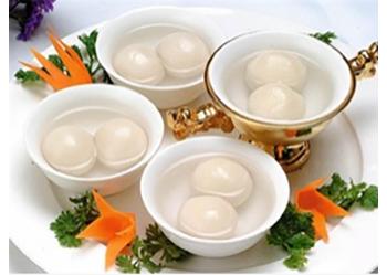 宁波猪油汤圆的制作方法