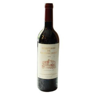 法国八龙阁男爵传统古堡红葡萄酒
